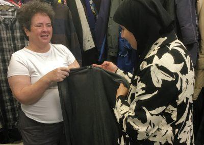 10:00am - The Clothing Program