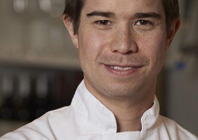 Chef Jason Sawision