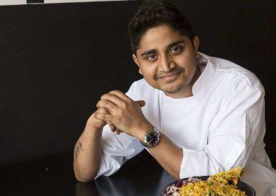 Chef Teegaavarapu Sarath Mohan